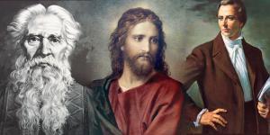 Isaiah's Servant as Jesus Christ and Joseph Smith