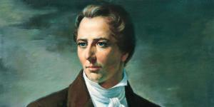 The Prophet Joseph Smith, by Alvin Gittins via lds.org