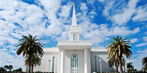 The Orlando Florida Temple