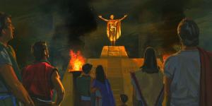 "Still Image from ""The Zoramites and the Rameumpton"" via LDS Media Library"