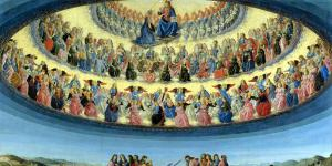 The Assumption of the Virgin by Botticini