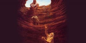 """""""Jeremiah in Prison"""" by Robert T. Barrett"""