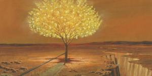 """Tree of Life and Rod of Iron"" by Jerry Thompson via LDS Media Library"