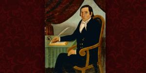 Portrait of Joseph Knight. Artist Unknown.