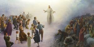 The Last Judgment by John Scott
