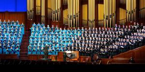 Mormon Tabernacle Choir via LDS Meddia Library