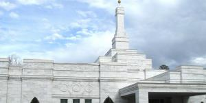 Baton Rouge Louisiana Temple via lds.org