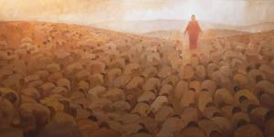Every Knee Shall Bow Every Tongue Confess by J. Kirk Richards