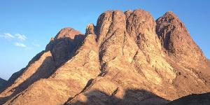 Mount Sinai, Egypt via lds.org