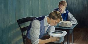 Joseph Translating by Anthony Sweat