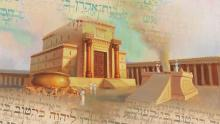 The Temple of Solomon. Image courtesy of Book of Mormon Central