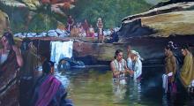Las aguas de mormon by Jorge Cocco