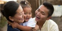 Mongolian Family via lds.org