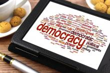 Democracy by Nick Youngson