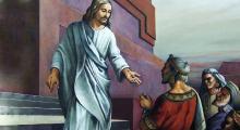 Christo en America, Jorge Cocco Craquelure