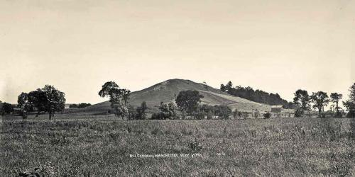 """The Hill Cumorah"" by George Anderson via history.lds.org"