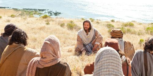 """Sermon on the Mount: The Higher Law"" via Gospel Media Library"