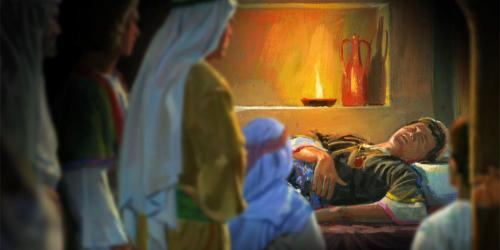 Image from Book of Mormon Stories: Jacob and Sherem via Gospel Media Library