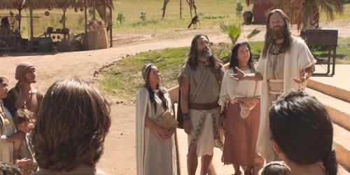 "Still Image from ""Jacob Teaches of the Atonement of Jesus Christ"" via Gospel Media Library"