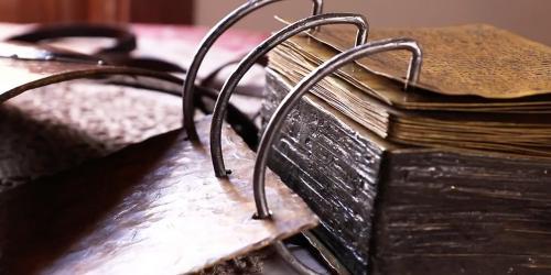Gold Plates replica