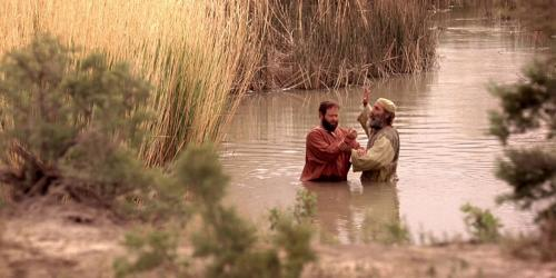 Baptism of Paul via lds.org