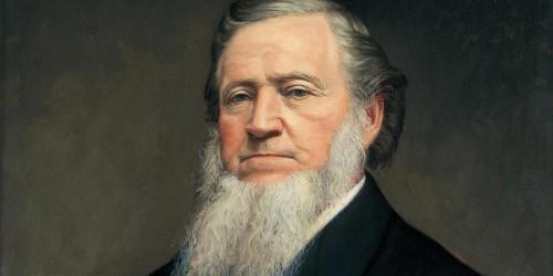 Brigham Young via lds.org
