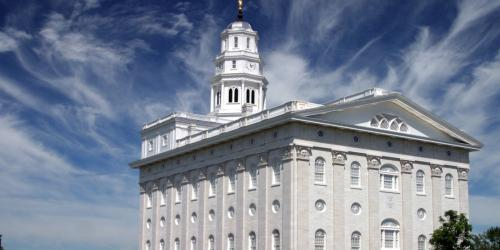 Nauvoo Temple via lds.org