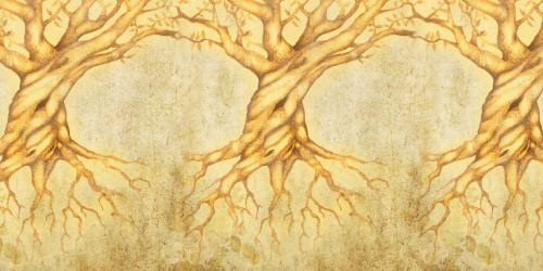 Roots of Olive Trees by Jody Livingston.