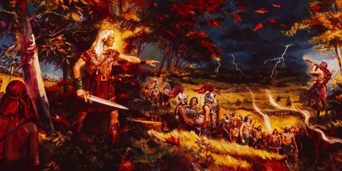 Nephites' Last Battle, Harold T. (Dale) Kilbourn